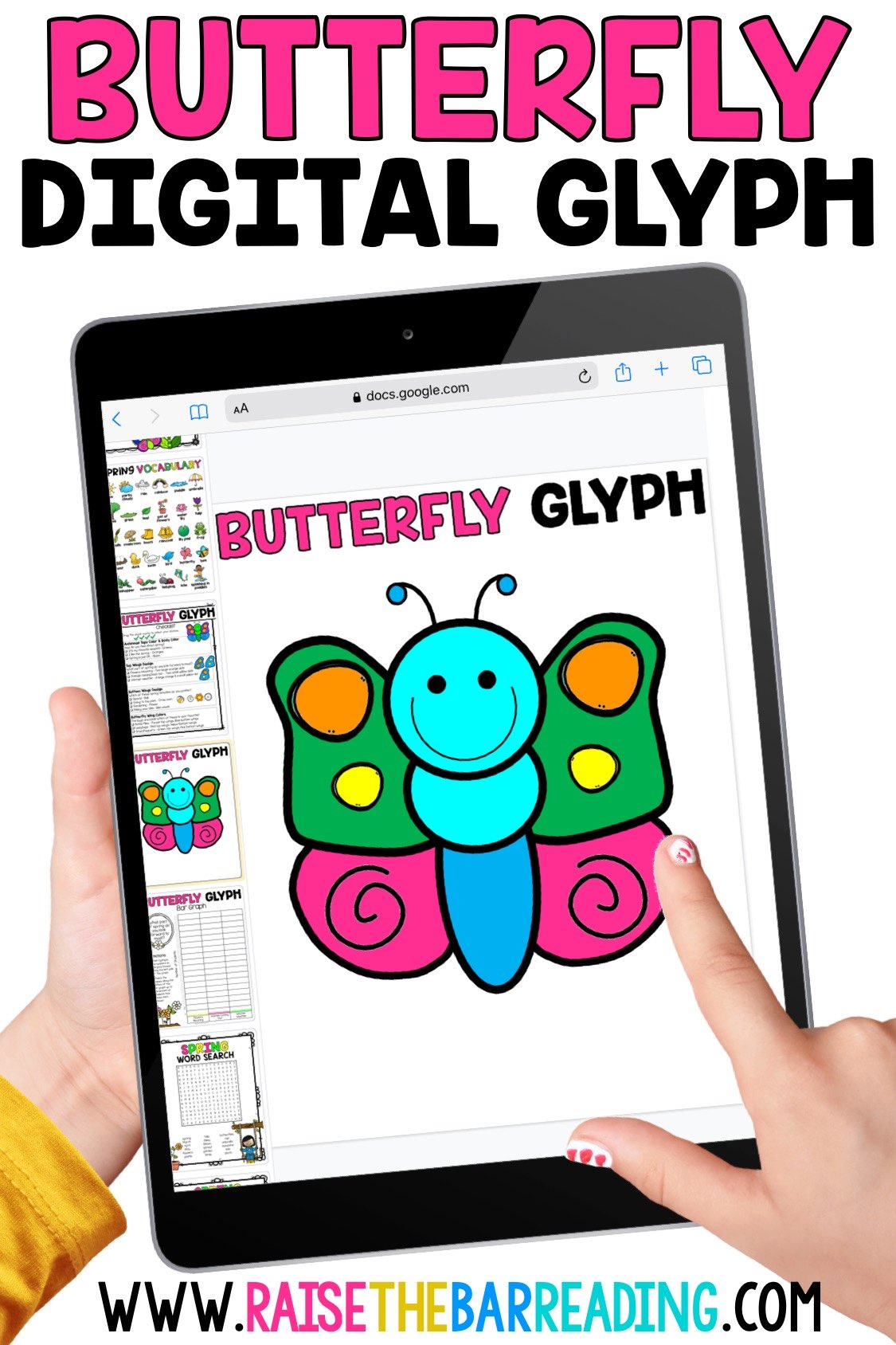 butterfly spring glyph