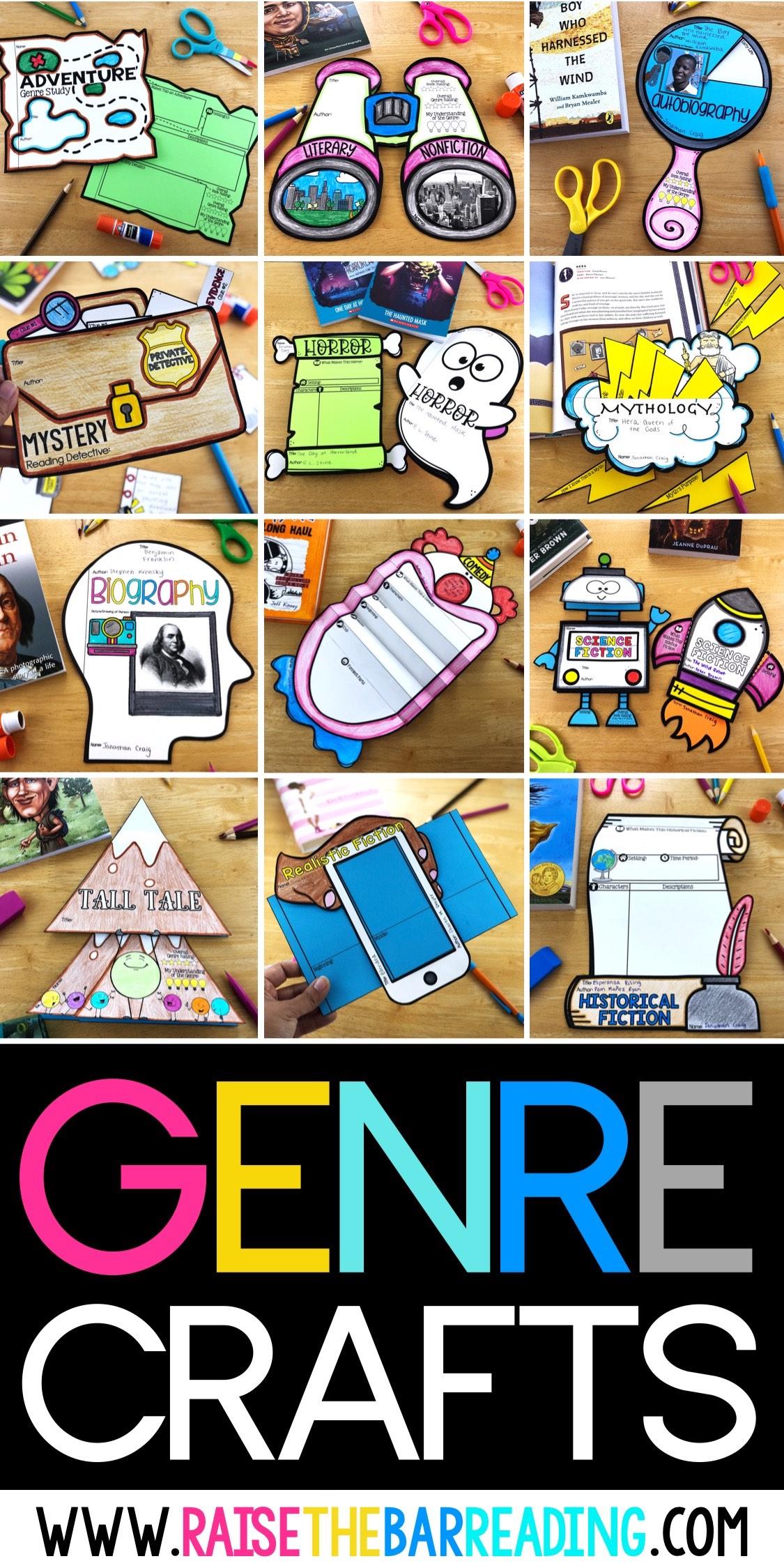 genre crafts